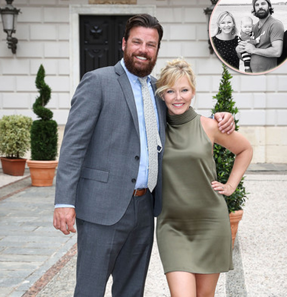 Kelli Giddish Got Lucky To Have Baby On Set! A Family That Existed After Revelation of Secret Wedding With Husband