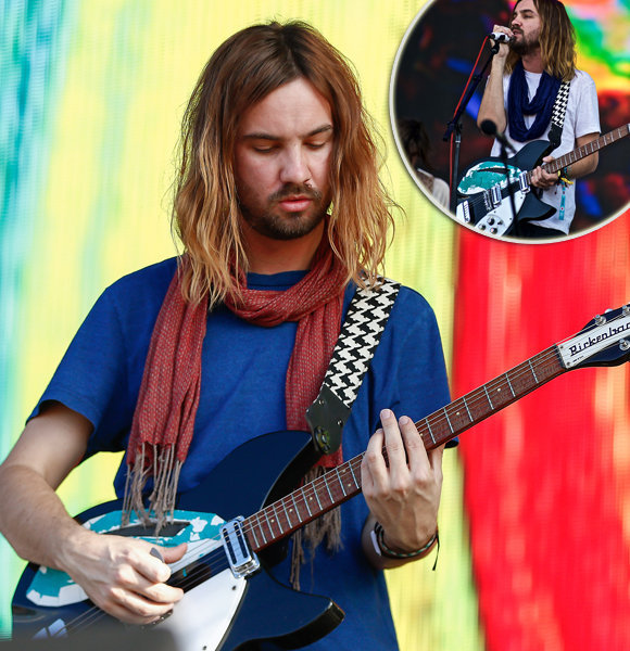 Kevin Parker Secretly Relishes Dating Affair; Got Girlfriend's Name As A Tattoo?