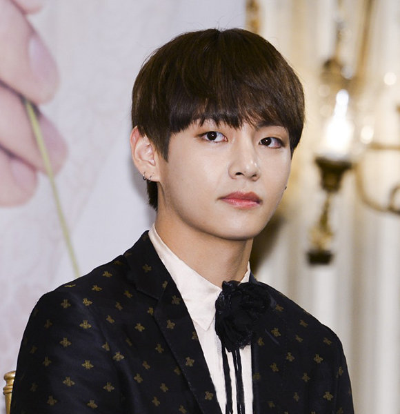 Kim Taehyung (V) Wiki: A Complete Bio Ranging From Age and Height to Possible Dating Affairs