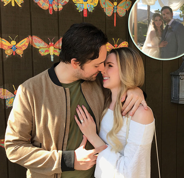 Elevated Dating Affair! Kirsten Prout Gracefully Turned Boyfriend Into Husband