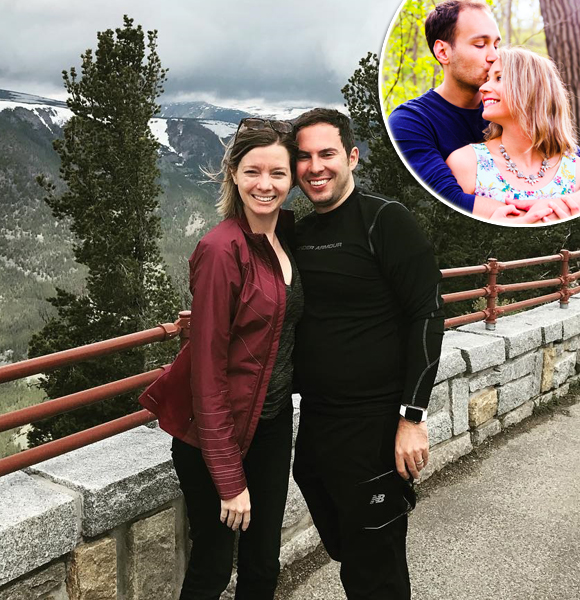 Kristen Soltis Anderson's Married Life With Husband Is A Beauty To Eyes; Shared A Rare Picture From Wedding Day