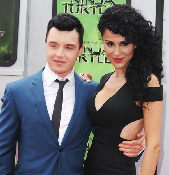 Layla Alizada Gets Married At The Age Of 39! A Magical Wedding with Noel Fisher