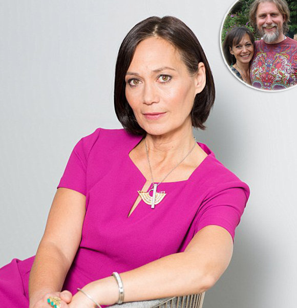 Leah Bracknell Gets Married! Finds Beauty with Husband and Family Amid Chaos
