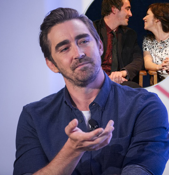 Lee pace dating richard