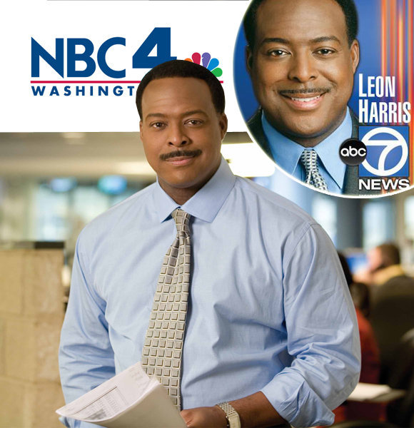Leon Harris Is Surprised Over New Job With NBC4 After Leaving The ABC News