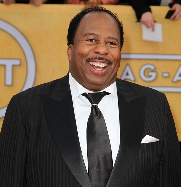 Leslie David Baker family