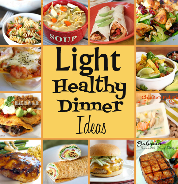 Life brightening light dinner recipes and ideas that even life brightening light dinner recipes and ideas that even vegetarians can enjoy forumfinder Images