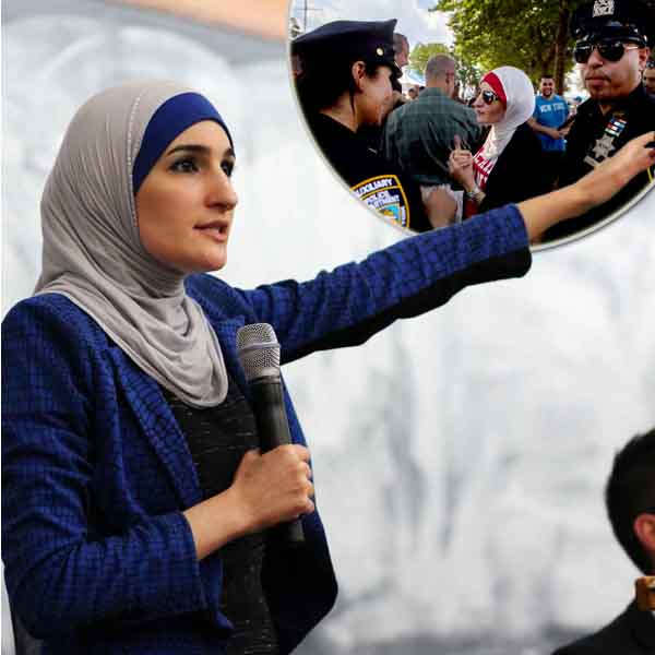 Linda Sarsour Keeps Her Husband In Shadows; Maintaining A Family Amid Of Protests And Being Arrested