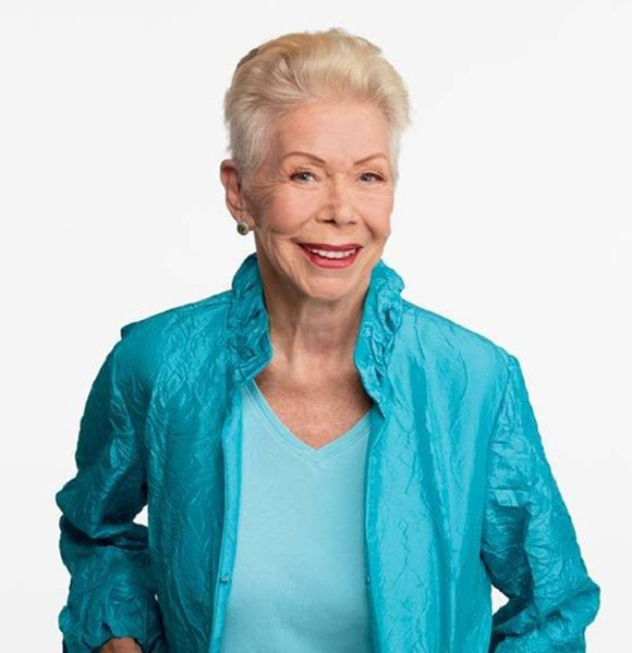 Louise Hay Not Getting Married Again? Focuses On Career After Giving Away Her Daughter And Being Left By Husband!