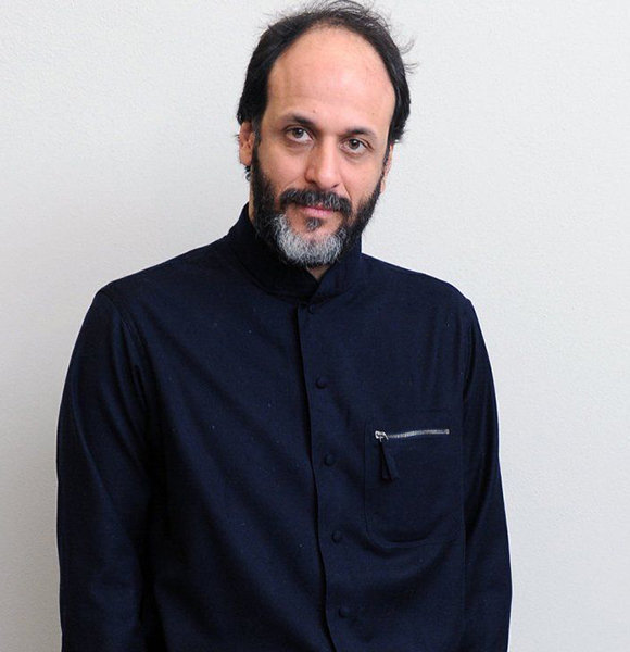 Luca Guadagnino, A Gay Man In A Living Relationship! Who Is His Partner?