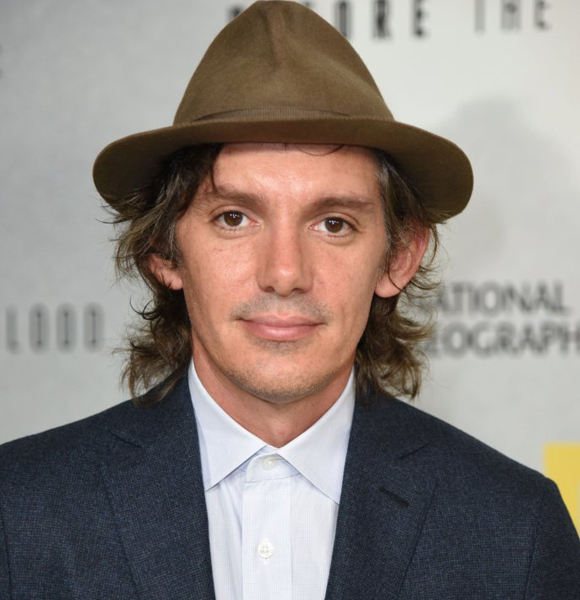 Rumored Gay Lukas Haas Sparks Dating Rumors! Sighted Shirtless With Mystery Blonde In Mexico