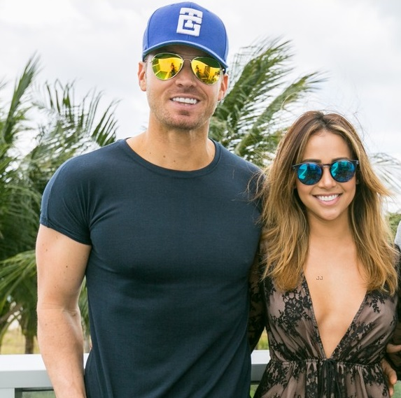 False Alarm Luke Pell Clarifies Dating Rumors With