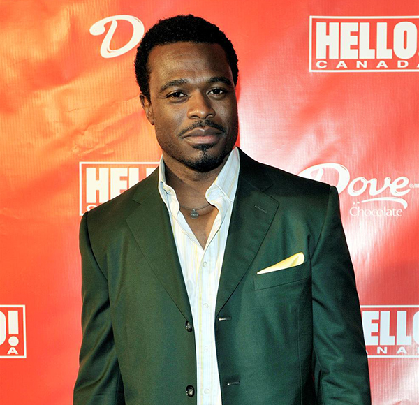 Actor Lyriq Bent - Just A Married Man Who Hides His Wife And Family Behind The Camera!