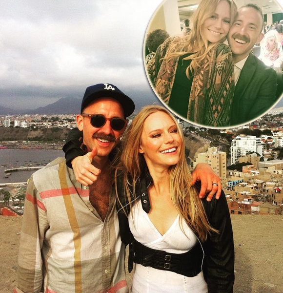 Marci Miller Loves Her Husband As She Flaunts Her Married Life; Has Any Children?