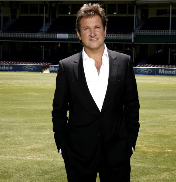 Mark Nicholas's Love Affair With A Married Woman; Managed To Turn Her Into His Own Wife?