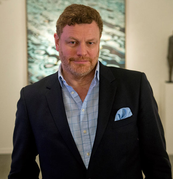 Mark Steyn Does Have A Wife But She's Nowhere To Be Seen!