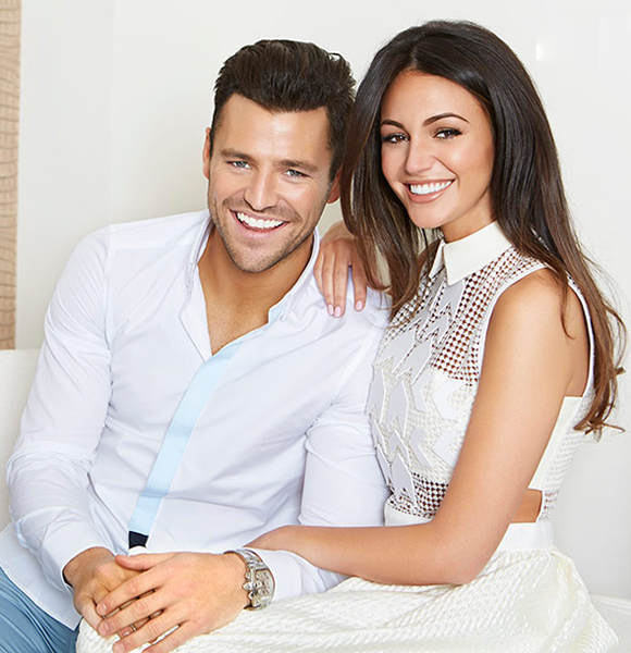 Makes It Work! Mark Wright And Actress Wife Michelle Keegan Celebrate Second Wedding Anniversary On An Island