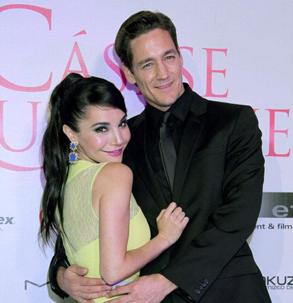 Martha Higareda Hushed Up On Married Life With Partner! Getaway Bliss