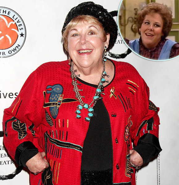Mary Jo Catlett Still Entertaining with Movies and TV Shows At 79!