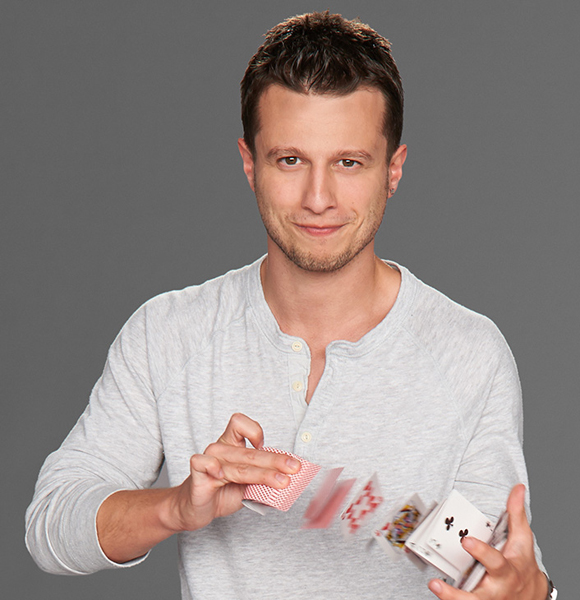 Mat Franco The Magician Is Hiding Dating Affair With Girlfriend Behind His Piled Up Tour Activities!