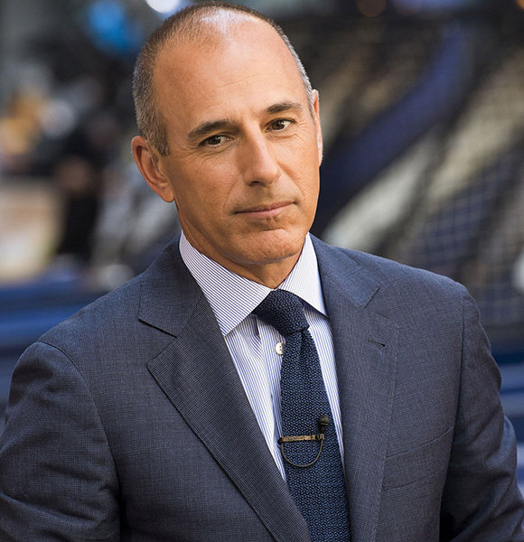 Matt Lauer Fired From NBC Amid Sexual Harassment Allegations! Also Cheated On Wife Repeatedly