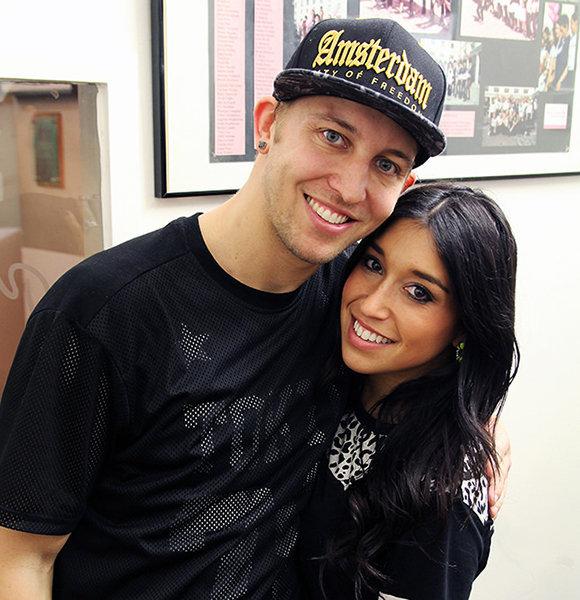 are dana and matt steffanina dating