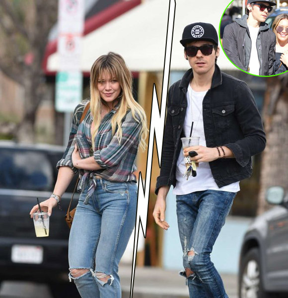 Matthew Koma Halts On Dating Affair; Breaks Up With Girlfriend Hilary Duff
