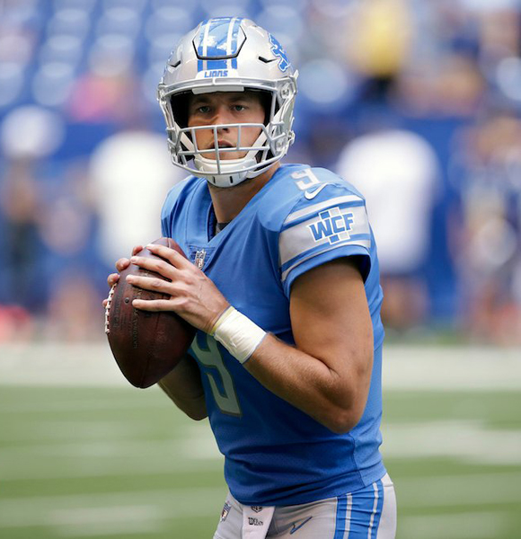 Matthew Stafford Gets His Contract Extended! Has The Most Expensive Deal In NFL History