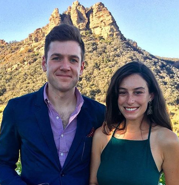 Max Silvestri Dating and Happy! Girlfriend Makes Him All Smiles