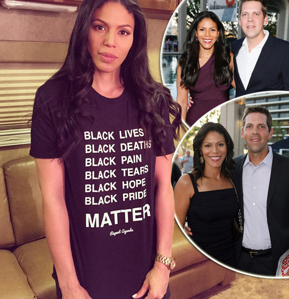 merle dandridge is hiding her married life and her husband