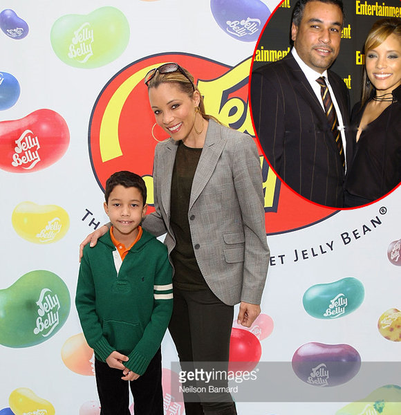 Did Michael Michele Steal Another Woman's Husband And Got Them A Divorce? Looks After Son As A Single Parent