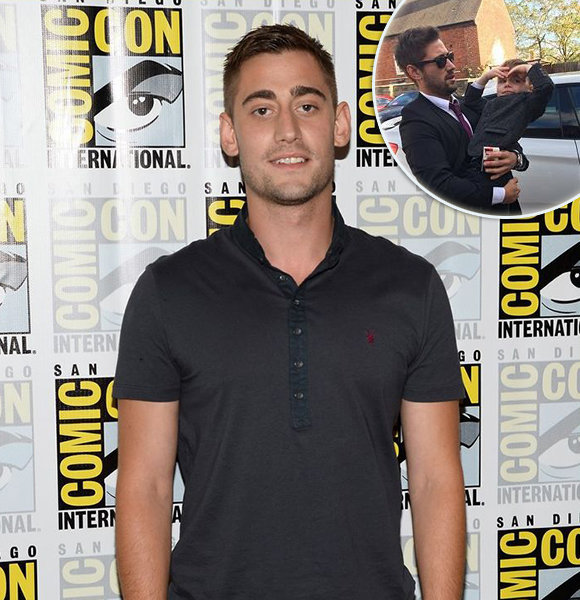 Michael Socha Has Son But With Who? Wife Or Girlfriend?
