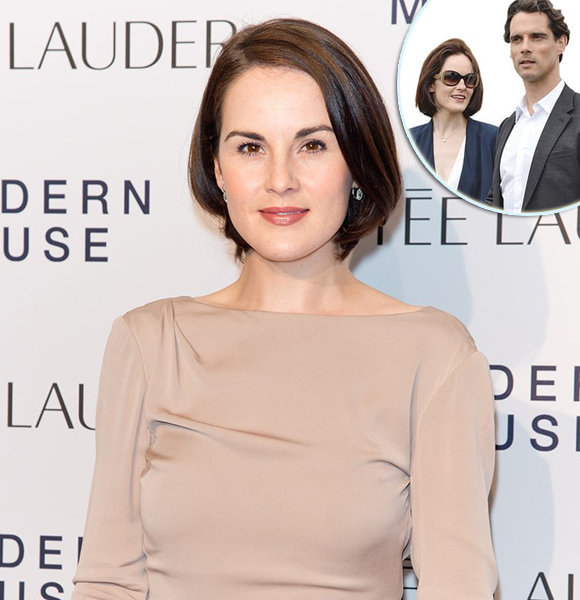 Michelle Dockery Married Status, Facts On Fiance & Dating Life