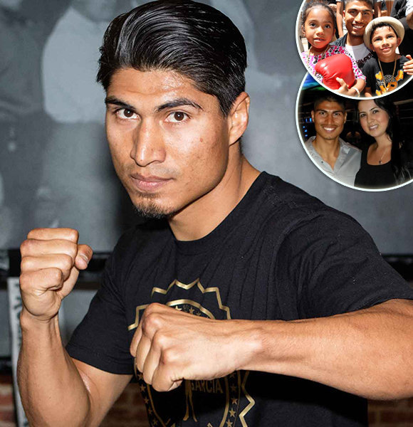 Mikey Garcia is Married and Has a Wife! Keeping the Fight in Family