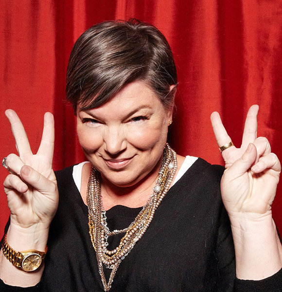 Mindy Cohn Talks About Wanting A Partner; An Actual Marriage With A Man Or Is She A Lesbian?