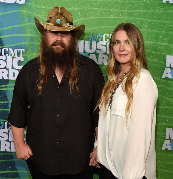 A Wiki-Like Bio Of Morgane Stapleton; Talks On How Her Married Life Started With Husband