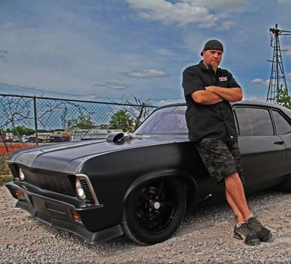 Know Everything About Murder Nova From Street Outlaw; From His New Car To Longtime Wife
