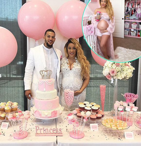 Natalie Nunn Flaunts Her Body After Sharing Many Big Pregnant Belly; Welcomed A Baby Girl With Husband