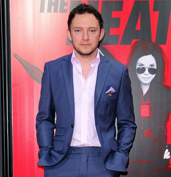 Is Nate Corddry Dating? His Personal Life Insight