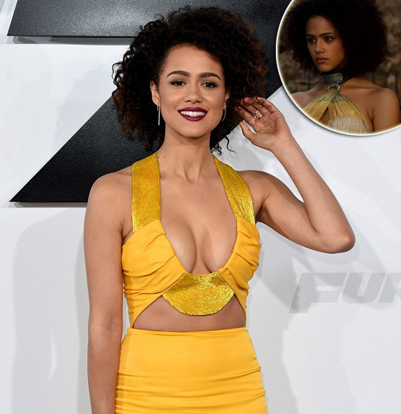 Nathalie Emmanuel Refuses To Say If She's Single Or Dating! Says Having A Boyfriend Is Hard