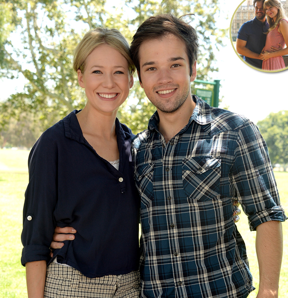 Baby Bliss! Nathan Kress and Wife London Elise Kress Are