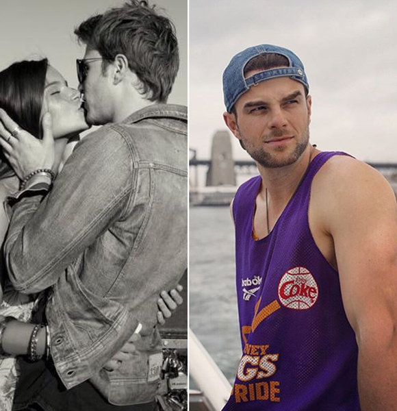 Nathaniel Buzolic Once Had A French Girlfriend; Still Dating Her Or Single Now?