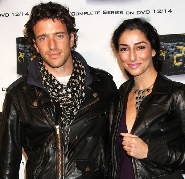 Necar Zadegan Didn't Get Married To Her Fiance? The Excited Bride-To-Be Is Mum About Possible Husband