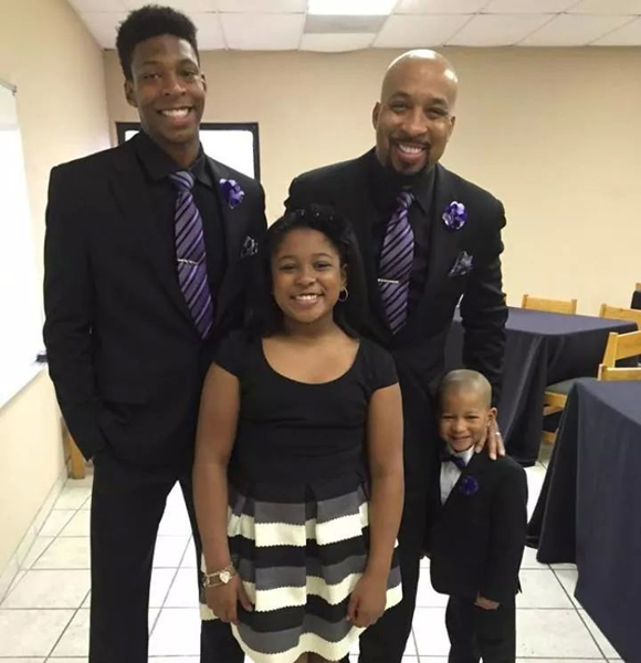 Nephew Tommy Living A Blessed Married Life With Wife And Kids