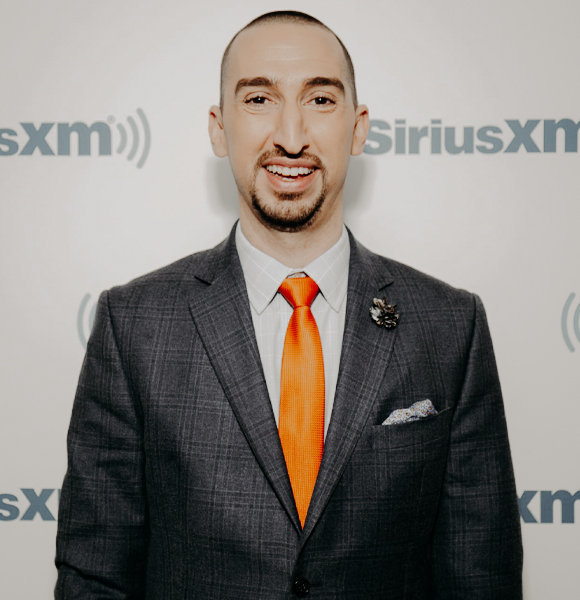 Nick Wright's Successful Career In Sports Journalism