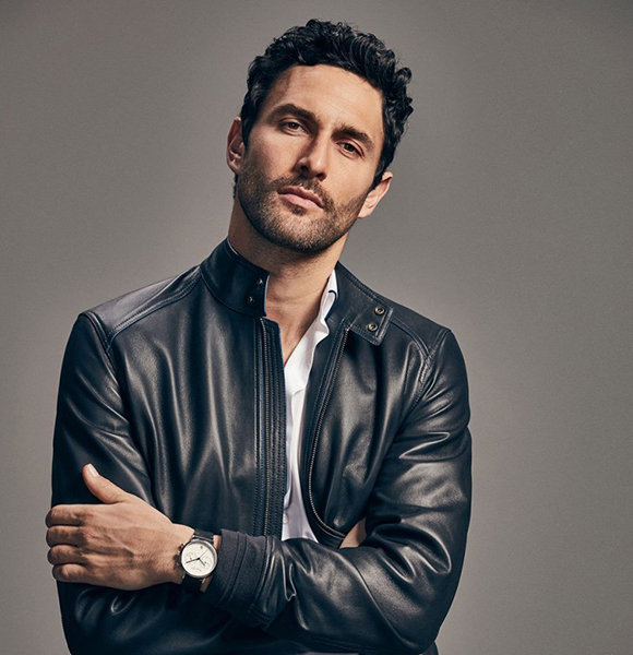 Noah Mills Hides Possible Dating Affair and Girlfriend; But Does That Make Him Gay?