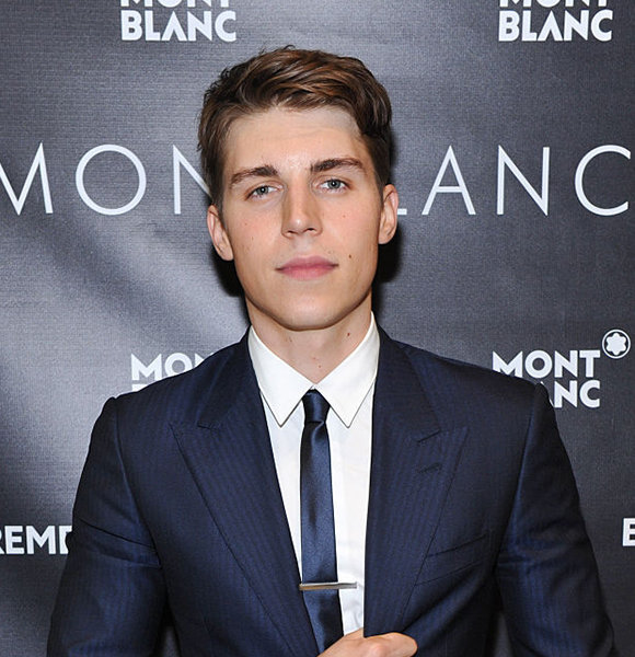 Nolan Gerard Funk: A Rumored Gay Man With Obscure Dating Affair And Girlfriend