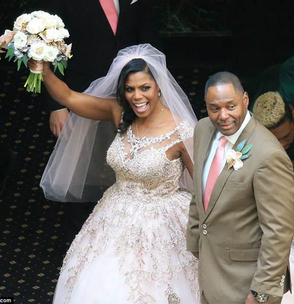 They're Married! Omarosa Manigault Gets Married to John Allen Newman at a Trump Hotel