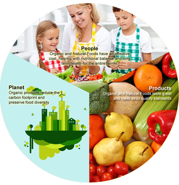 Learn Organic Food's Definition With Facts; A Must Know If You Use It For Baby