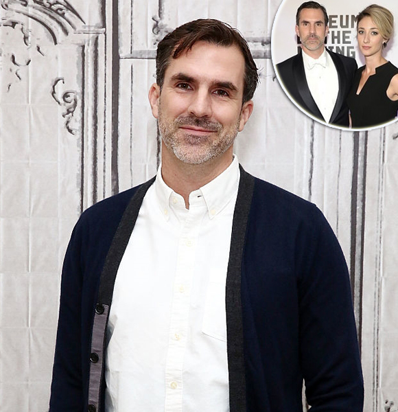 Rumored Gay Man Paul Schneider's Married Life Only Exists On TV? Or Has A Wife In Real Life as well?